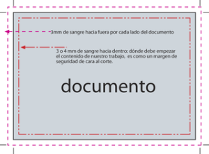 Preparar archivo para imprenta