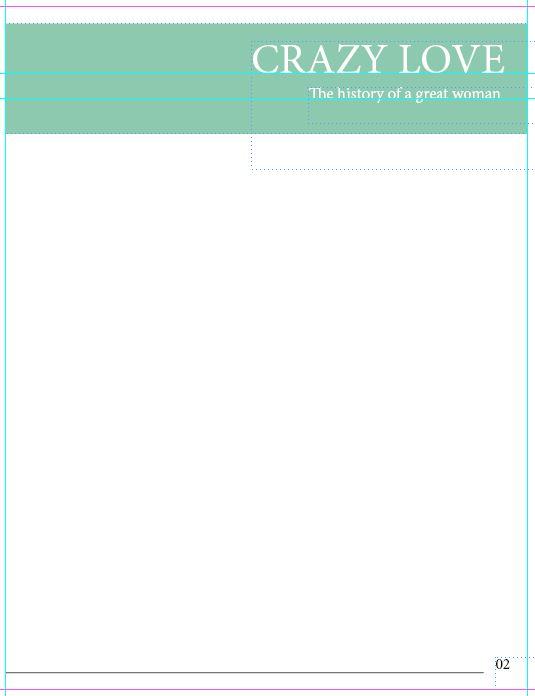 Cómo crear páginas maestras InDesign