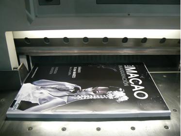 Descubre el proceso de impresión de folletos publicitarios baratos por Imprenta Online 24