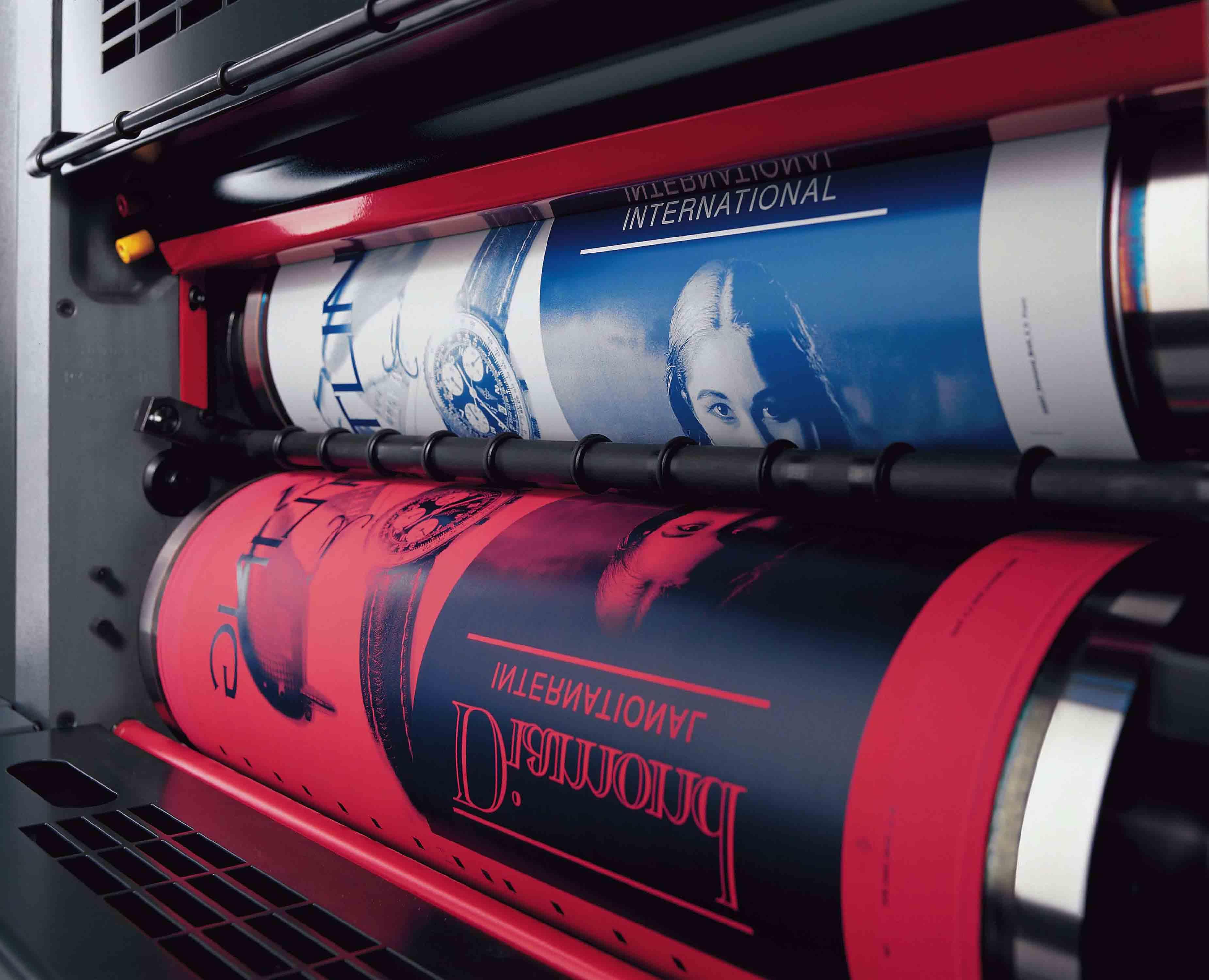 Impresión Offset vs Impresión Digital: Características y ventajas de cada sistema de impresión
