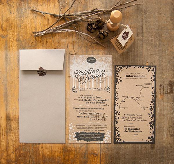 ¿Pensando en imprimir las invitaciones de tu boda? Consejos de diseño y elementos que no pueden faltar