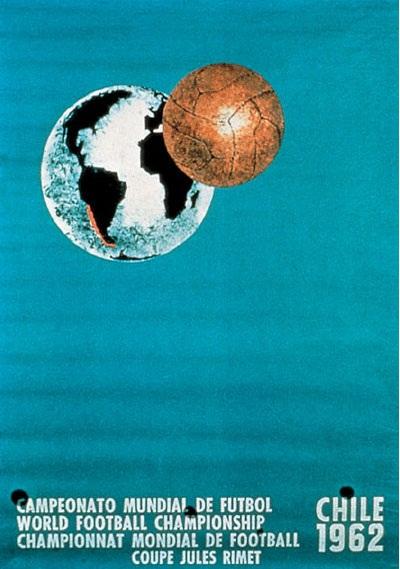 Un Repaso por los Mejores Carteles de Mundiales de Fútbol