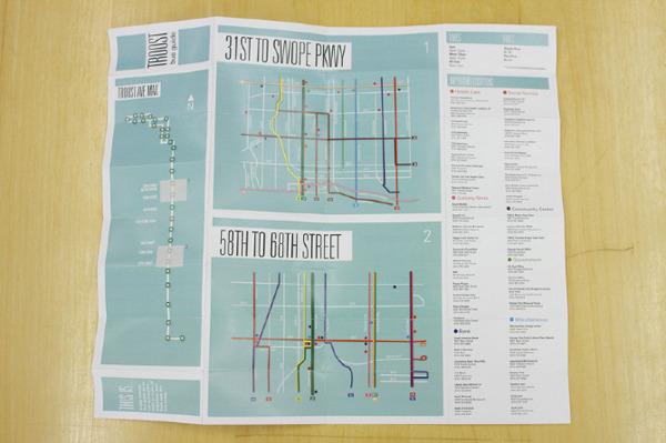 Imprimir mapas personalizados online: Tu negocio en las manos de los turistas.