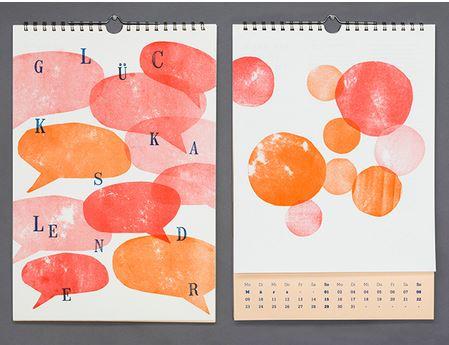 Consejos e Ideas para diseñar calendarios publicitarios
