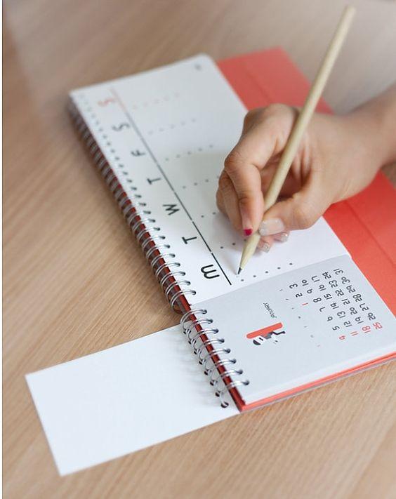 Calendarios personalizados para familiares y amigos