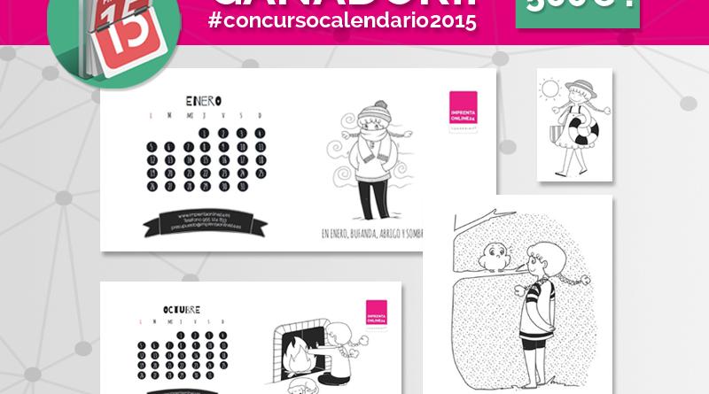GANADOR CONCURSO CALENDARIO