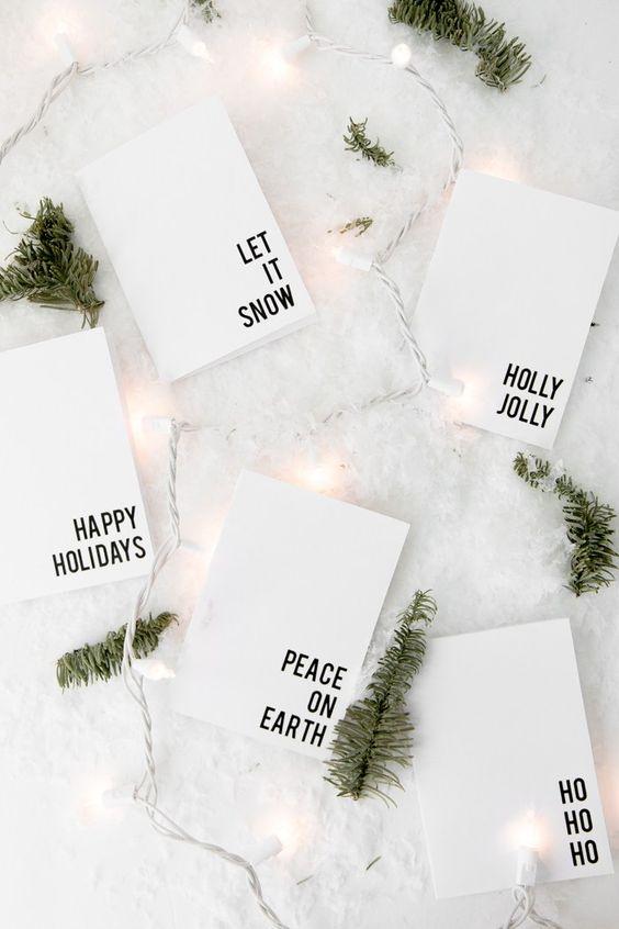 invitaciones navidad 4