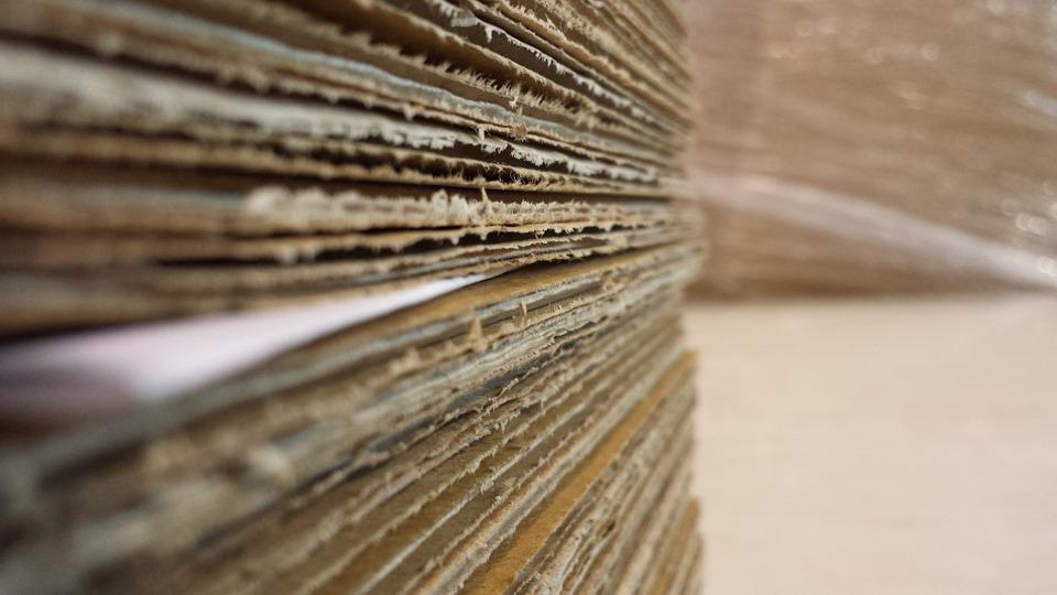 papel fibra