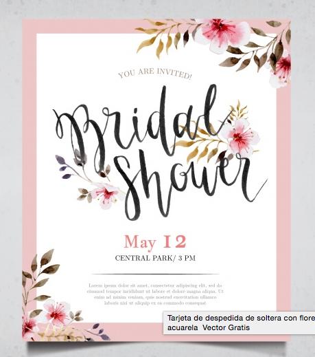 Diseña invitaciones y entradas para las próximas festividades