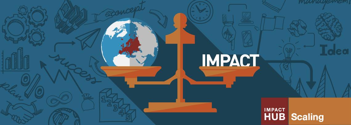 Impact Hub Scaling ¿Preparado para escalar?