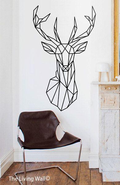cinco tendencias en vinilos decorativos informaci n. Black Bedroom Furniture Sets. Home Design Ideas