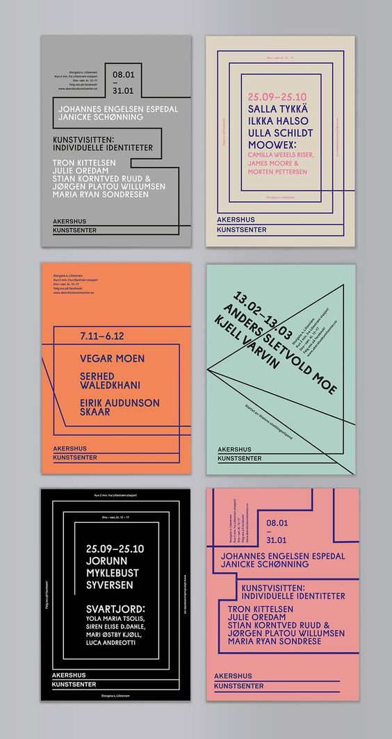 Características de los folletos institucionales