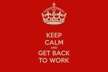 La Vuelta al Trabajo
