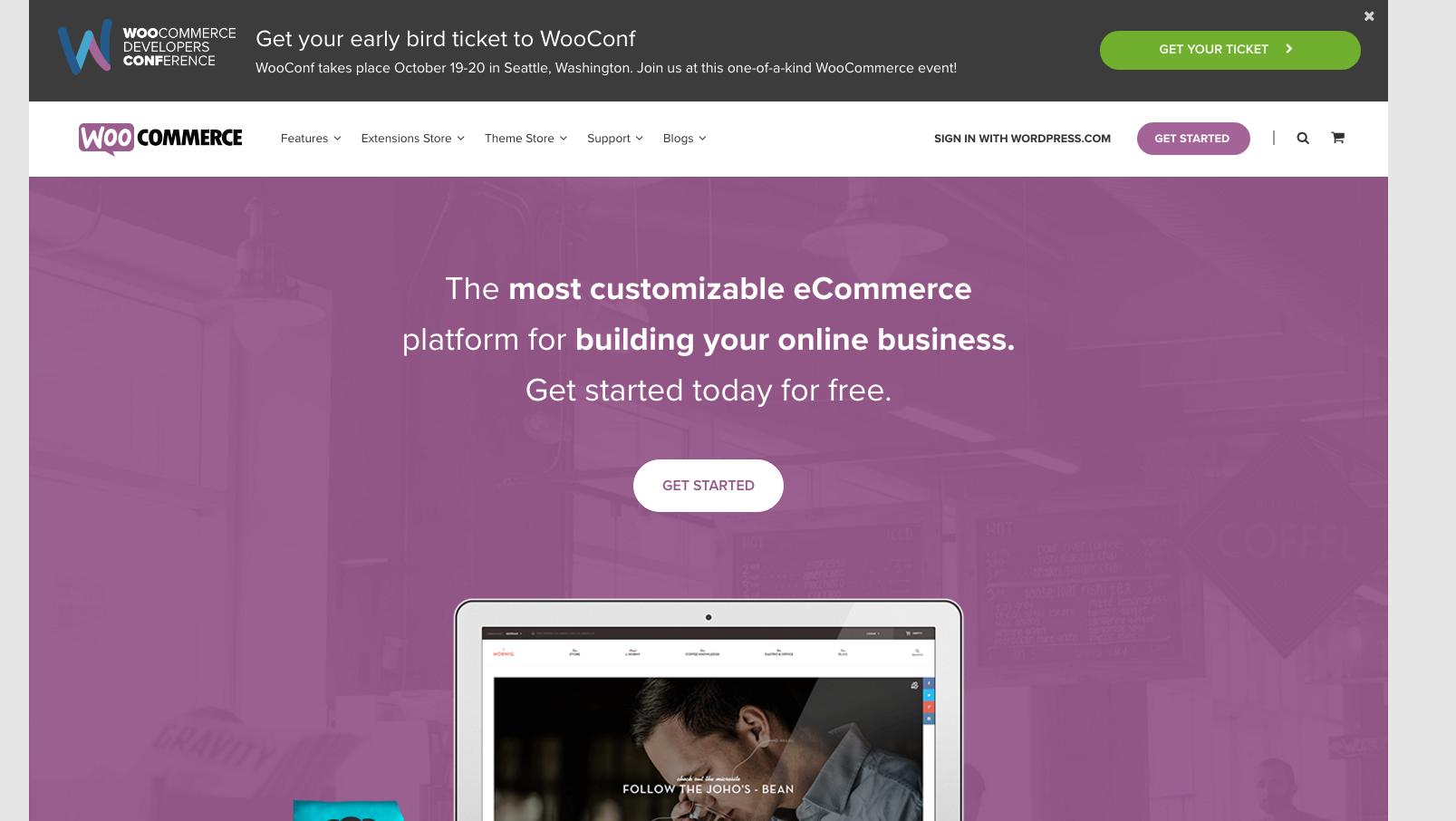 Plataformas para montar una tienda online