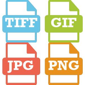 Tipos de archivos de imágenes. ¿Qué formato utilizar?