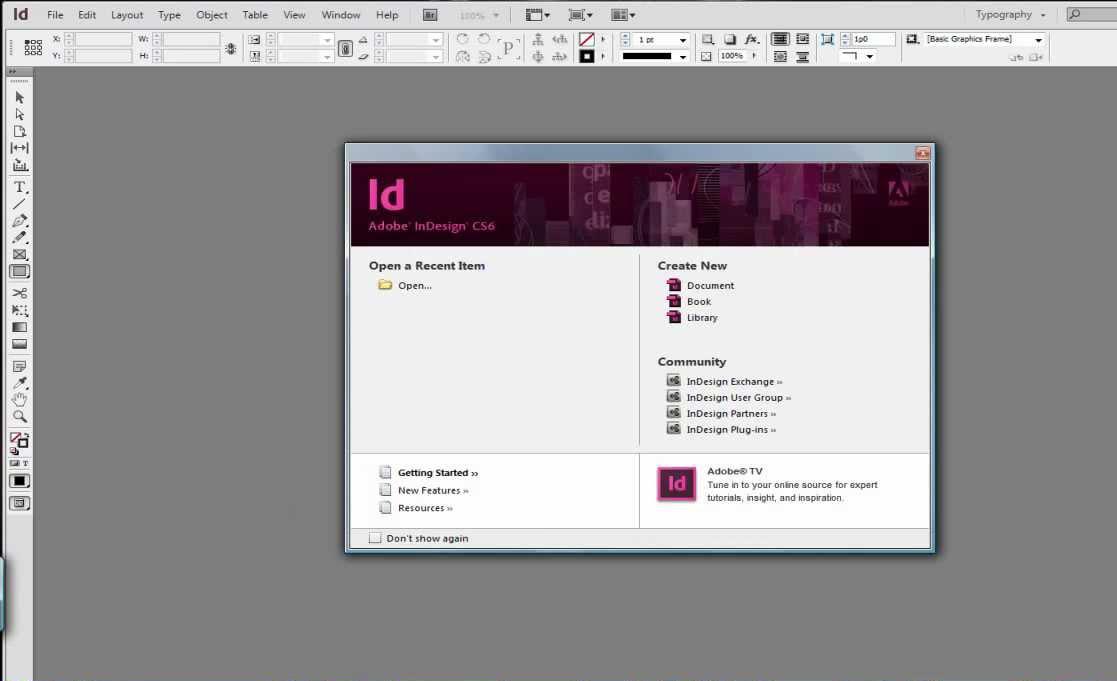 Cinco pasos para crear una plantilla con InDesign