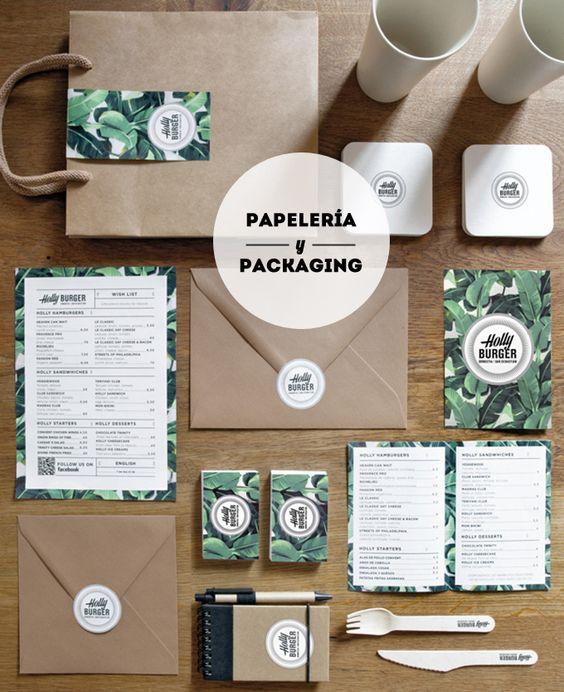 Los soportes gráficos imprescindibles para un restaurante