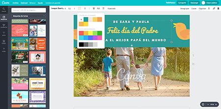 Programas de diseño gráfico online