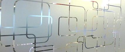 instalacion vinilo glaseado impresion barcelona